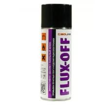 Спрей-очиститель Solins Flux Off (очиститель от флюса) 400 мл