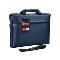 Сумка для ноутбука 15-16 Exegate Сумка Start S15 Deep Blue, темно-синяя