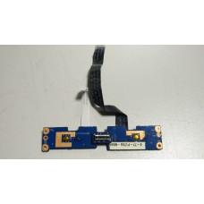 Панель с кнопками и сенсором отпечатков DNS 0134361 (6-71-P17E2-D04)