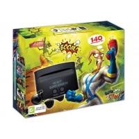 Игровая приставка Sega Super Drive (140-in-1) Earthworm Jim