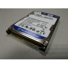 0250Gb БУ IDE Western Digital WD Scorpio Blue WD2500BEVE 2.5 5400rpm 8Mb