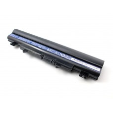 Аккумулятор БУ для нетбука Acer AL14A32 AL10B31 4700mAh 11.1V Aspire E5 E14, E15 износ 24%