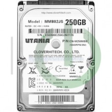 0250Gb Новый SATA Clover Hightech Utania MM802JS 2.5 5400rpm 8Mb