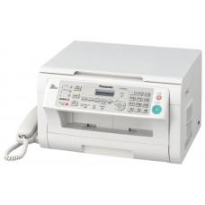 МФУ Panasonic KX-MB2020RU  (A4, 24 стр. / мин, 32Mb, лазерное МФУ, факс, трубка, USB2.0, сетевой)