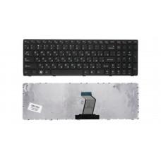 Клавиатура БУ для ноутбука Lenovo Y570, Y570A (Y570-RU, MP-10K5, 25011789, MP-10K53SU-686)
