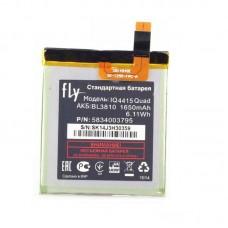 АКБ для Fly IQ4415 Quad Era Style 3 BL3810 Li1650 EURO (OEM)