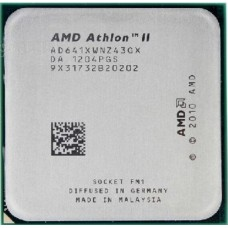 AMD Athlon II X4 641 2.8GHz, 4x1024Kb L2, Socket FM1