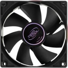 Вентилятор для корпуса 90 90x90x25 DEEPCOOL  XFAN 3pin+4pin (molex) 21dB 90g BULK