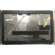 Верхняя крышка с рамкой Lenovo B550 (p/n: AP0DC000200, AP0DC000100)