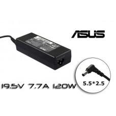 Блок питания для ноутбука Asus 19.5V-7.7A оригинал 150W 5.5x2.5 мм