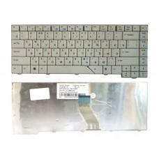 Клавиатура БУ для ноутбука Acer Aspire 4210, 4220, 4230, 4310, 4315, 4320, 4330, 4430, 4510 белая