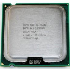 CPU Intel Celeron Dual-Core E3300 2.5 ГГц/2core/1Мб/65 Вт/800МГц LGA775