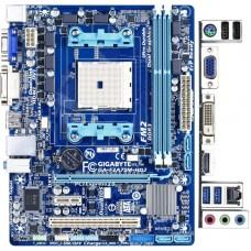 GigaByte GA-F2A75M-HD2 rev1.0 SocketFM2 AMD A75 PCI-E Dsub+DVI+HDMI GbLAN SATA RAID MicroATX