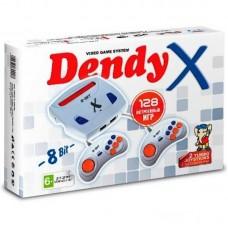 Игровая приставка Dendy X (128-in-1)
