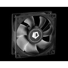 Вентилятор для корпуса 80x80x25 ID-Cooling NO-8025-SD (3pin, 21dB, 2000rpm)