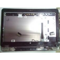 Верхняя крышка корпуса ноутбука HP Pavilion DV7-4000 БУ