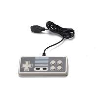 Джойстик Dendy Controller (форма NES) 9р узкий разъем
