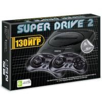Игровая приставка Sega Super Drive 2 (130-in-1)