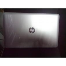 Верхняя часть корпуса ноутбука HP 15-e крышка + черная рамка