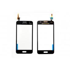 Тачскрин (сенсорное стекло) Samsung G355H чёрный