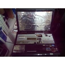 Корпус ноутбука MSI MS-16GA без поддона