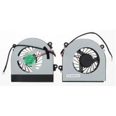 Вентилятор для ноутбука Clevo W150, W350, W370, DNS 0164088, 0164800, iRu Patriot 702