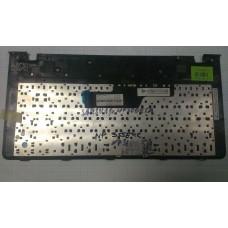 Клавиатура БУ для ноутбука samsung NP355E4С c топкейсом ap0rv000810