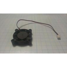Вентилятор для видеокарты 40х40х10 2pin 24V