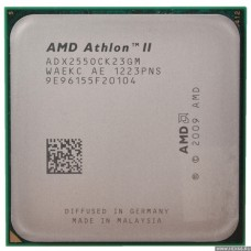AMD Athlon ll X3 455 (ADX455WFK32GM) 3.3 GHz / 3core / 1.5Mb / 95W / 4000MHz Socket AM3