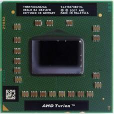 Процессор для ноутбука AMD Turion X2 Mobile 2.0 GHz RM-70 Socket S1g2 (TMRM70DAM22GG)