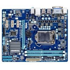 GigaByte GA-H61M-D2-B3 rev1.0 LGA1155 H61M PCI-E+VGA+DVI-D+GbLAN 4xSATA2 MicroATX 2DDR-III