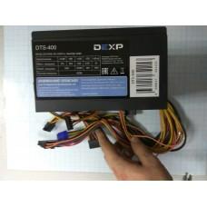 Блок питания ATX 400W Dexp DTS-400