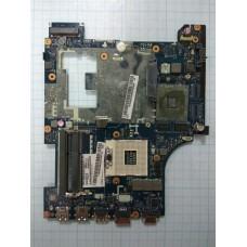 !Материнская плата для ноутбука БУ Lenovo G580 (QIWG6 LA-7988P rev. 1.0) 1 нерабочий USB 3.0