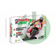 Игровая приставка Dendy Junior (99999-in-1)
