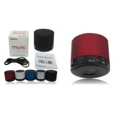 Колонка беспроводная Bluetooth S10 (черная/коробка)  5 часов работы мощность 3W