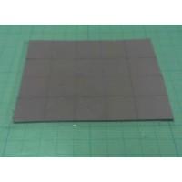 Термоинтерфейс толщиной 1.0 мм 20*20мм 4,0W AoChuan TP400