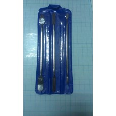 Набор металлических лопаток (3 в 1)
