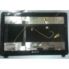 Верхняя крышка Packard Bell EasyNote TS11 AP0NJ000100 + AP0NJ000200 Case A+B БУ с разборки