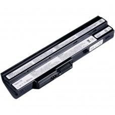 Аккумулятор БУ для нетбука MSI 2200mAh 58Wh +11.1v BTY-S11 WIND U90 U100 U135 U210 U230 U250 BTY-S11