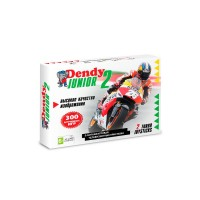 Игровая приставка Dendy Junior 2 classic 300 игр + пистолет