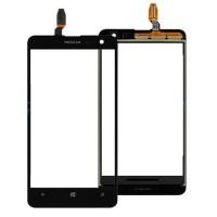 Тачскрин (сенсорное стекло) Nokia 625 чёрный ориг