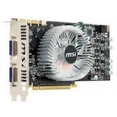 0512Mb PCI-E GeForce GTS250 MSI DDR3/256bit/2 DVI-I