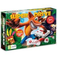 Игровая приставка Sega Super Drive Crash 166 in1,