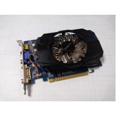 1024Mb PCI-E Geforce GT430 Gigabyte GV-N430-1GI 128bit DDR3 HDMI, VGA, DVI