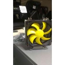 Система охлаждения  GlacialTech Igloo H46 Silent Cooler (3пин, 775/1155/1366/AM2/AM3/FM1, 18дБ, 1200