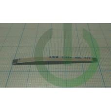 Шлейф соединительный 6Pin 0.5мм 5см AWM 20624 80C FFC FPC