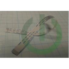 Шлейф соединительный 8Pin 1.0мм 20см AWM 20624 80C FFC FPC