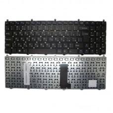 Клавиатура БУ для ноутбука DNS Техпром (W650) MP-12N76SU-430