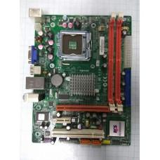 ECS G31T-M9 (V7.0), G31+ICH7, mATX, FSB1333, 2xDDR2, 1xPCIEx16, 1xPCIEx1, 1xPCI, Sata