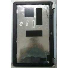 Верхняя крышка корпуса ноутбука HP G7-1000 A+B (646546-001 35R18LCTP00) и рамка матрицы (ZYE36R)